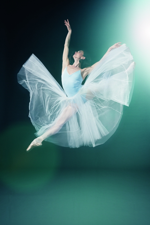 Anna Tsygankova.The Dutch National Ballet. Best of Balanchine. Photo by Ruud Baan